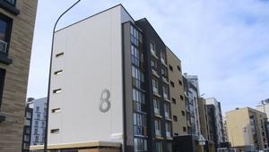Жилой дом по улице Яковлева 8 в д.Копище