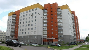 Жилой дом по улице Камайская 20 в Минске