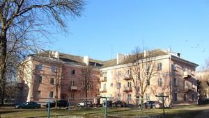 Жилой дом по улице Плеханова 9 в Минске