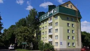 Жилой дом по улице Сердича д.4 в Минске