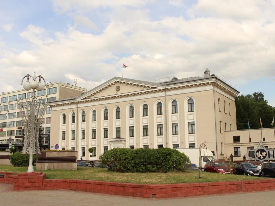 Минск, ул. Жилуновича д.17